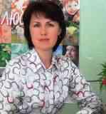 Лариса Васильевна Свиридова